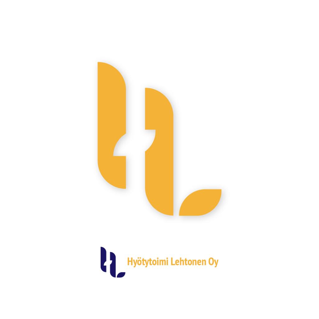 Logoduunnittelu Flatdot